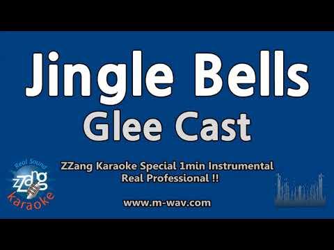 Glee Cast-Jingle Bells (1 Minute Instrumental) [ZZang KARAOKE]
