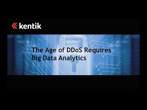 The Age of DDoS Requires Big Data Analytics