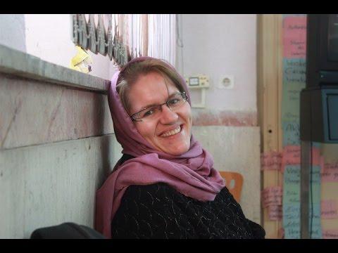 Ich, Sabine, war 18 Jahre im Iran
