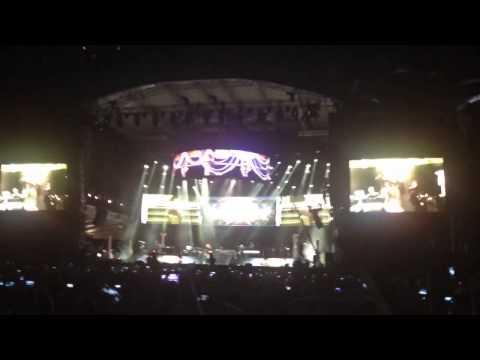 Rihanna Diamonds World Tour in Istanbul