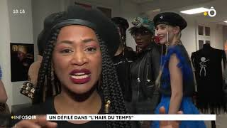Murielle Kabile lance sa collection dans l'Hair du Temps