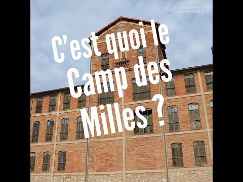 C'est quoi le Site-mémorial du Camps des Milles ?