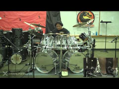 Highschool Of The Dead 学園黙示録 H.O.T.D. Anime Full Theme Drum Cover By Myron Carlos