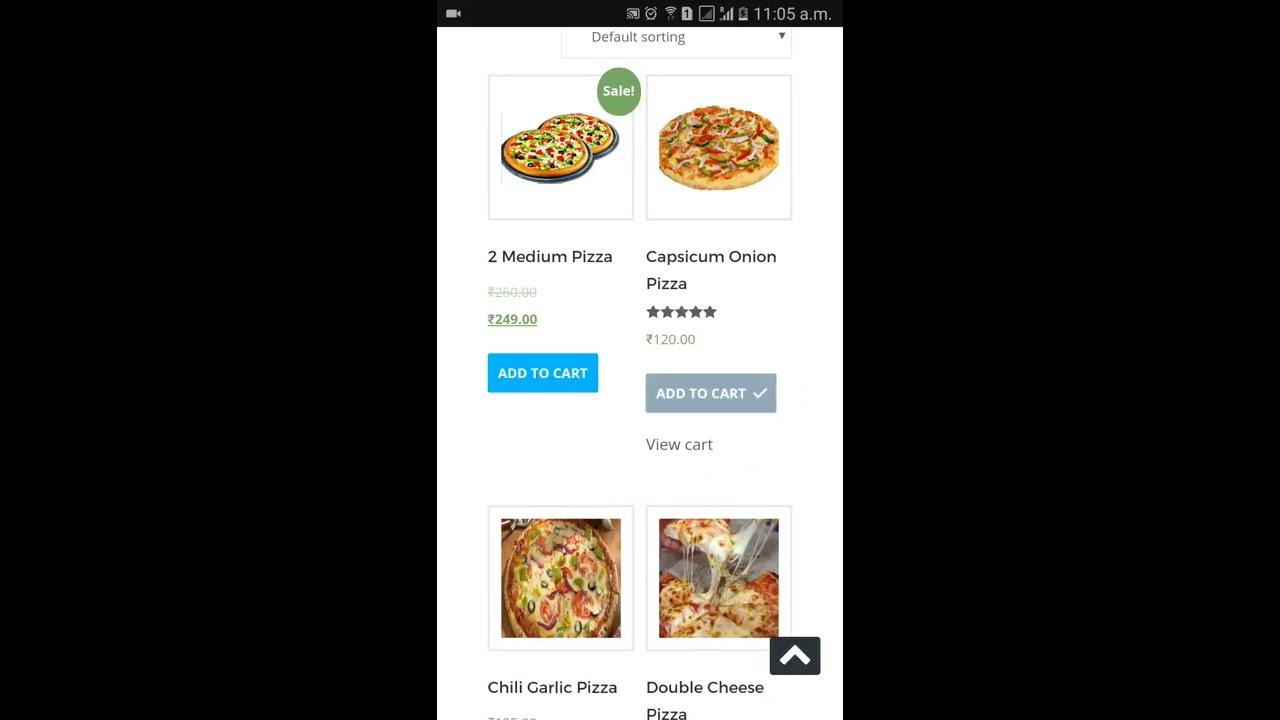 How to order online on sojat online website in mobile