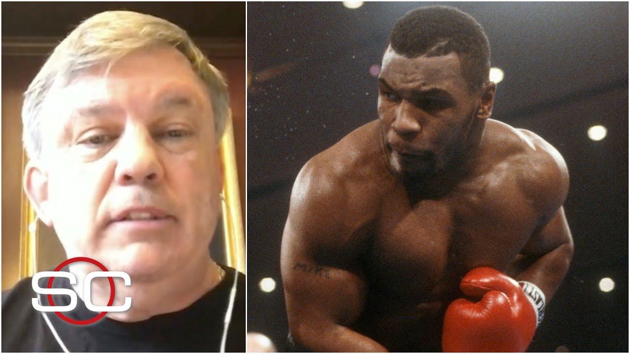 Teddy Atlas Favorite Mike Tyson Knockout Sportscenter Youtube