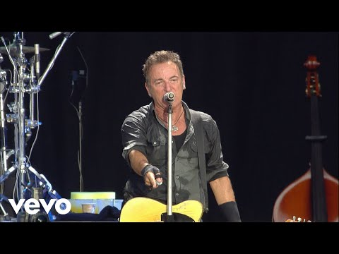 Bruce Springsteen & The E Street Band - Seeds (London Calling: Live In Hyde Park, 2009)