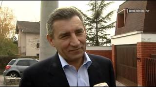 Dnevnik - Odlično raspoloženi Gotovina pozvao novinare u kuću na kavu!