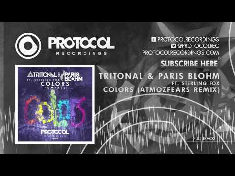 Tritonal & Paris Blohm Ft. Sterling Fox - Colors (Atmozfears Remix)