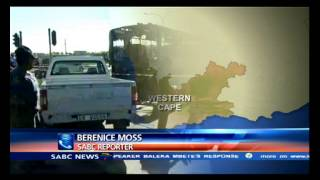 Protesters burn down seven buses in Cape Flats