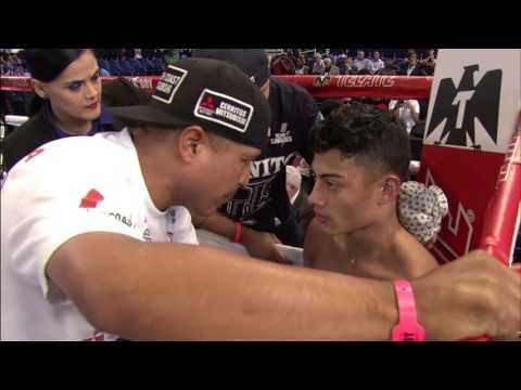 Full Fight | Hector TANAJARA JR. vs. Roy GARCIA - Undercard Live Stream