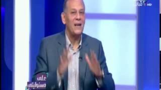 فيديو.. السادات عن تزويره لتوقيعات النواب: «هل ده كلام يعقل»