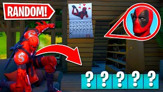 The BUDGET DEADPOOL *CHALLENGE* In Fortnite Battle Royale!