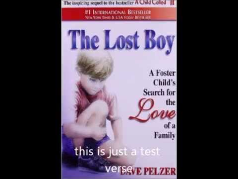 THE LOST BOY BY DAVE PELZER PDF DOWNLOAD