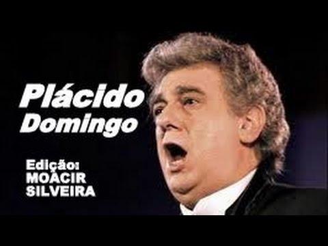 EL CÓNDOR PASA (letra e vídeo) com PLÁCIDO DOMINGO, vídeo MOACIR SILVEIRA