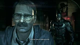 Batman Arkham Knight Walkthrough Gameplay Part 5 - Damsels in Distress