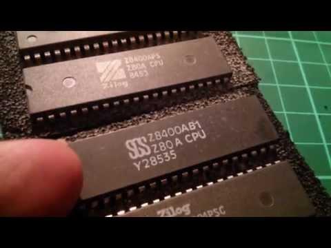 Retro Electronics: Z80 Nostalgia