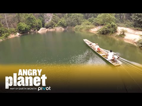 Laos's Enormous Underground Caves ('Angry Planet'  Episode 4 Clip)