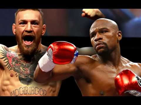 Mayweather vs. McGregor Conference Call
