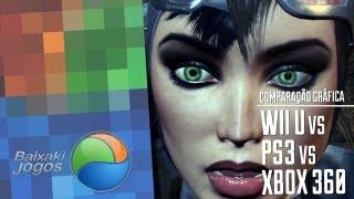 Comparação Gráfica: Wii U vs PS3 vs Xbox 360 - Baixaki Jogos