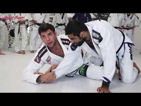 """Marcus """"Buchecha"""" Almeida - Half Guard to Back Take (Technique Video)"""