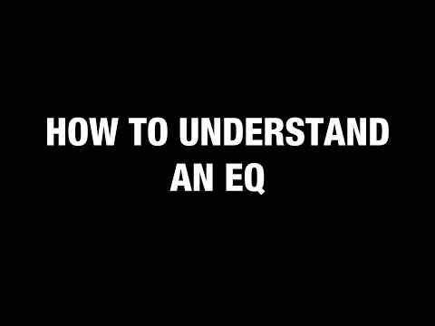 In The Studio with Dada Life #13 - How To Understand An EQ