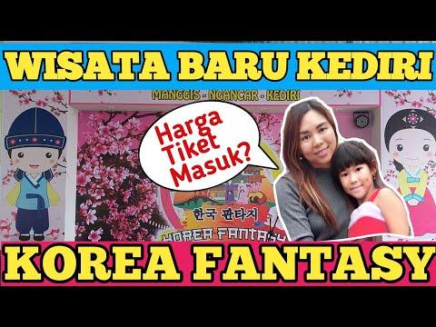 wisata-korea-fantasy-kediri-||-tempat-terapi-ikan-di-kediri