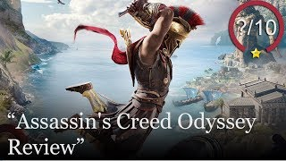 Assassin's Creed Odyssey Angry Review [PS4, Xbox One, & PC] - SPOILERS!