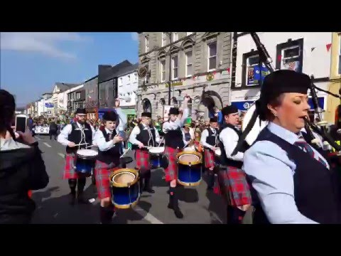 St. Patrick's Day, Longford 2016. Part 2