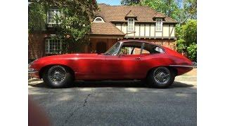 1965 Jaguar E Type 2 Seat Coupe FHC