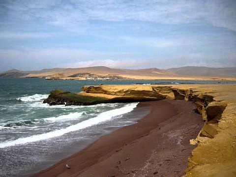 Peru - Paracas Peninsula