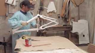 Pintura Bike com técnica automotiva   Parte 1