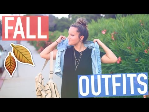 How To Create 3 Fall Outfits Using ONE Piece!
