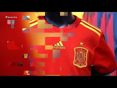 ¿Te gusta la nueva camiseta de la selección española de fútbol?