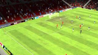 Brann vs Molde - Hansen scorer 66. minute