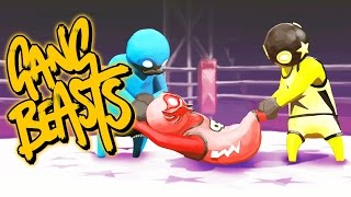 THE LEGENDARY DILBERT! | Gang Beasts (Funny Moments)