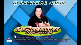 EMANUEL GUEDES CD PROMOCIONAL AGOSTO 2018