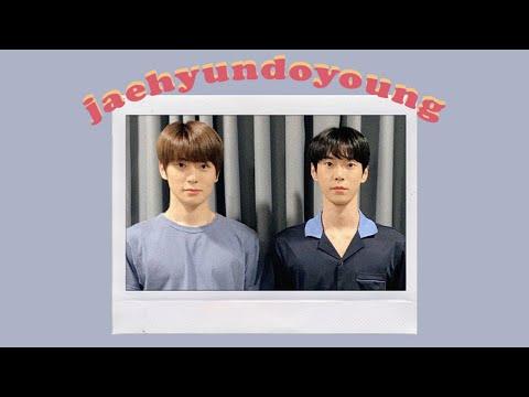 jaehyun x doyoung — take it slow // #jaedo //