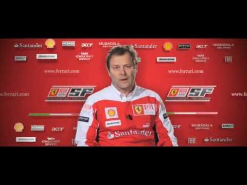 Interview with Aldo Costa-Ferrari Technical Director