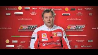 Interview with Aldo Costa-Ferrari Technical Director