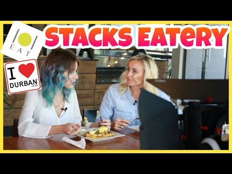BTS at Stacks Eatery in Durban with Eat 101 and I Love Durban | Weekly Vlog