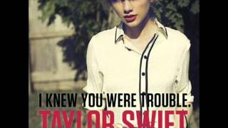 Taylor Swift featuring Lil Ray Ragin - I Knew You Were Trouble (Rap Remix)