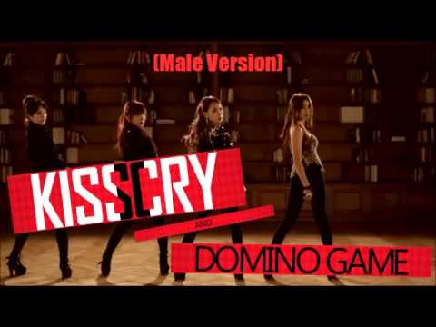 Kiss&Cry - Domino Game (Male Version)