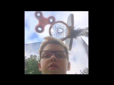 Fidget Spinner Funny Fails Cringe Compilation (Try Not To Cringe Challenge)