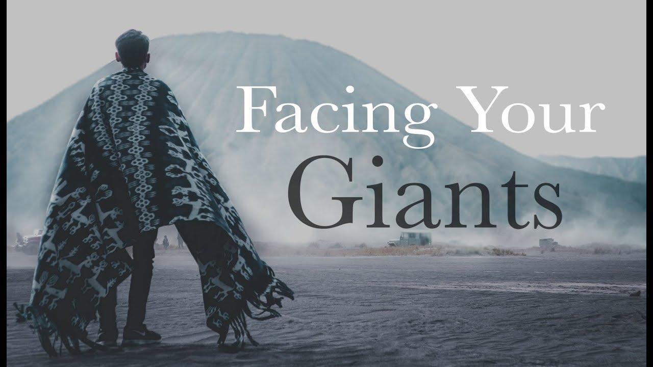 ╫ Facing Your Giants - Torah Portion: Devarim