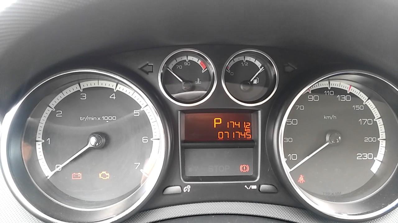 Peugeot 408 150 л.с. 1.6Turbo ТЕСТ ДРАЙВ - YouTube