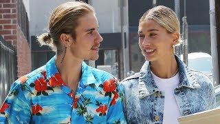 Justin Bieber & Hailey Baldwin ALREADY MARRIED!?