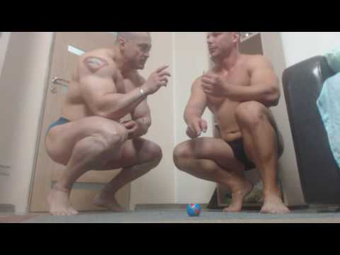 Gabriel MuscleDominus-Giant brothers shaking earth
