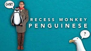 Recess Monkey – Penguinese Video