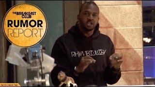Van Lathan Shuts Down Kanye West On TMZ Live