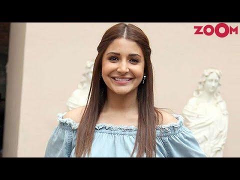 Anushka Sharma Fulfills Her Dream Project On Her Birthday   Bollywood News